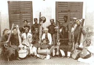 SM Tagore orchestra with interlopers